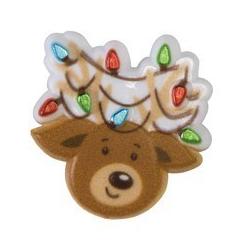 bague de renne décoré - 35...