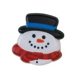 bague de bonhomme de neige...