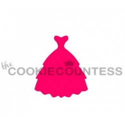 Dress Silhouette 1 / Silhouette de robe 1