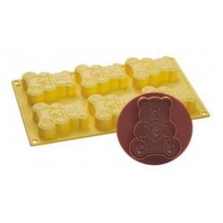 Moule à glace ours +...