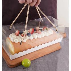 Boîte pour gâteau - white /...