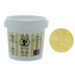 """Cake Lace """"pearlised soft gold"""" 200g ready for use"""