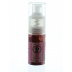 Spray rose paillette comestible de Cake Lace : 10g