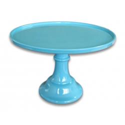 présentoir bleu pour...