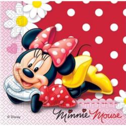 20 napkins - Minnie