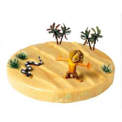 Figurine - Madagascar - le kit