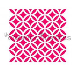 stencil spanish tiles /...