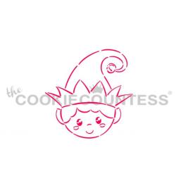 stencil PYO elf / elfe -...