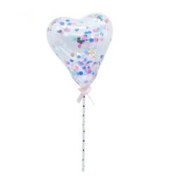 mini ballon confetti -...