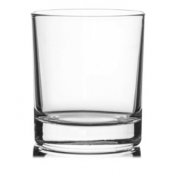 clear candle glass / verre...