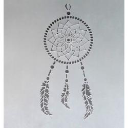 stencil PYO dreamcatcher /...