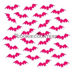 Fluttering Bats / Chauve-souris en vol