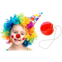 Nez de clown + élastique