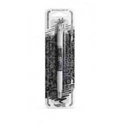 RD - Food art pen BLACK double-sided