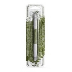 RD - Food art pen HOLLY GREEN double-sided