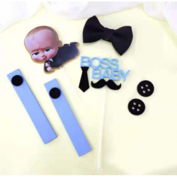 7 mini topper - Baby Boss