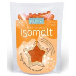 SK fertig temperiertes Isomalt - orange - 125g - Squires Kitchen
