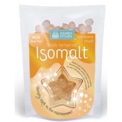 SK fertig temperiertes Isomalt - gold sparkle / glitzerndes Gold - 125g - Squires Kitchen
