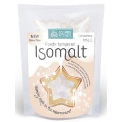 SK fertig temperiertes Isomalt - colourless / farblos - 125g - Squires Kitchen