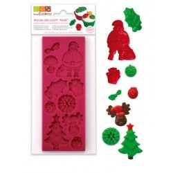 Christmas ScrapCooking Mold