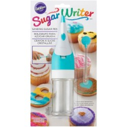 Wilton sugar writer sanding sugar pen