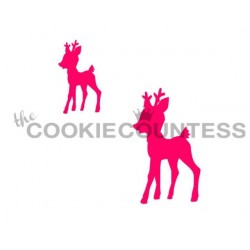 Rudolph 2 sizes