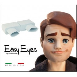 Eyes man: 2 sizes