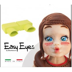 Eyes girl : 2 sizes