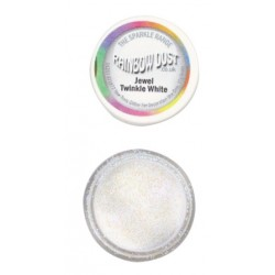 The sparkle range - Jewel - twinkle white - 5g