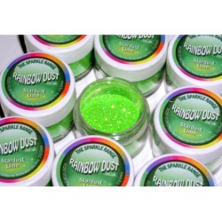 The sparkle range - Stardust - lime - 5g