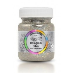 The sparkle range - Hologram - silver - 35g