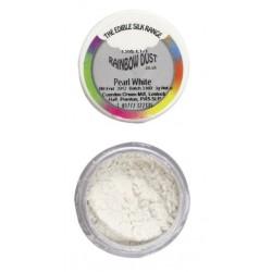 Edible Silk - blanc perlé - 5g