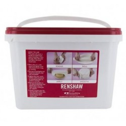 Renshaw Extra - white / blanc 10kg (4x2,5kg)