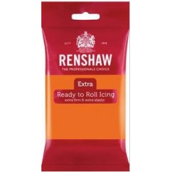 Renshaw Extra - orange 250g