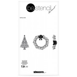 be.stencil christmas 005