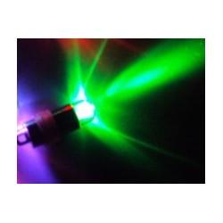 Mini green led