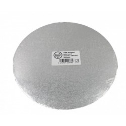 """silver diameter 40 cm / 16"""" thickness 3 mm"""