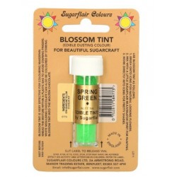 poudre alimentaire spring green / vert printemps - 7ml - Sugarflair
