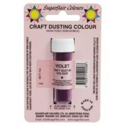 poudre non alimentaire violet - 7ml - Sugarflair