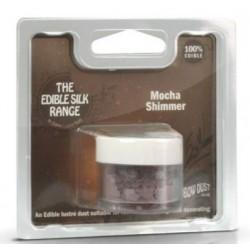 Edible Silk - shimmer mocha - 5g