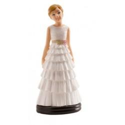 figurine fille - 15cm