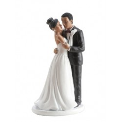 figurine married couple  - 16cm