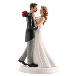 figurine married couple - 20cm