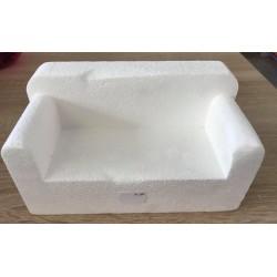 sofa - 19.7 x 10.5 cm x 10.2 cm
