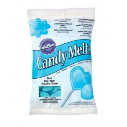Candy Melts blue / bleu 340g - Wilton
