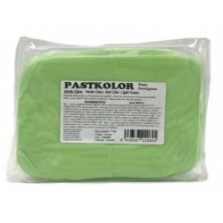 Pâte à sucre verde claro / vert pastel - 1kg - Pastkolor