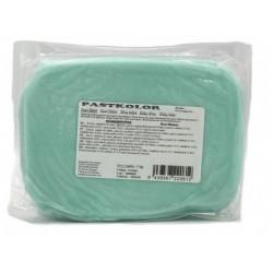 Pâte à sucre azul bebé / bleu bébé - 1kg - Pastkolor