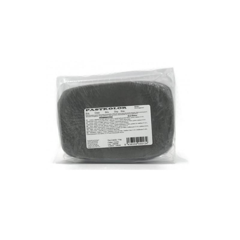 Sugar paste grey - 1kg