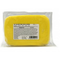 Sugar paste yellow - 1kg - Pastkolor