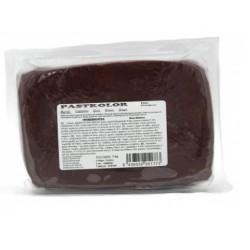 Pâte à sucre brun - 1kg - Pastkolor